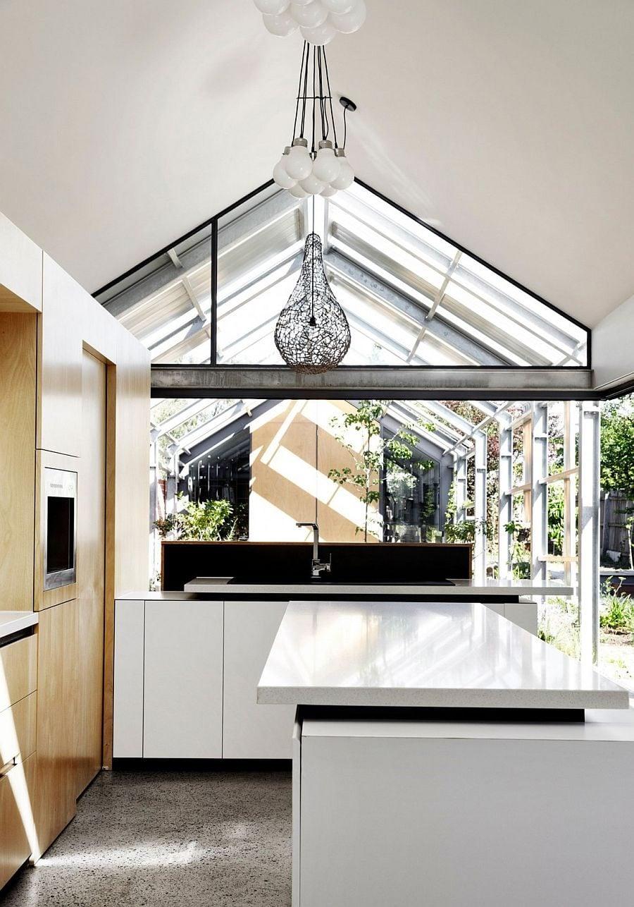 945 Ngôi nhà với thiết kế không gian mở vô cùng độc đáo tại Úc qpdesign