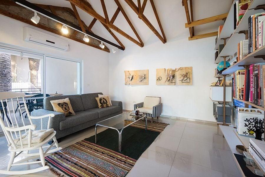 946 Israeli Residence   Ngôi nhà sắc màu và vui tươi tại Israel qpdesign