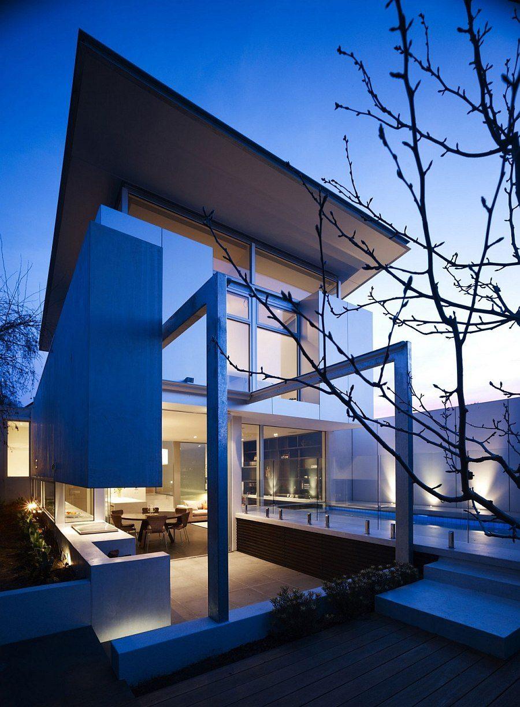 96 Ngôi nhà phong cách tối giản hiện đại tại Úc qpdesign