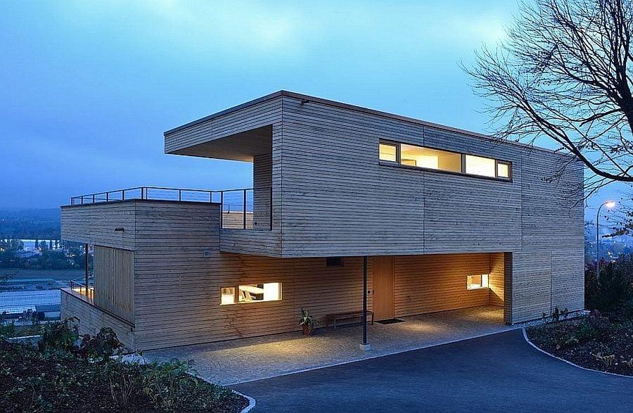 98 Ngôi nhà gỗ đáng yêu trên sườn núi tại Thụy Sĩ qpdesign