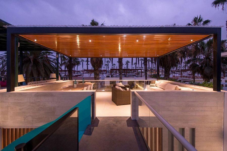 Biệt thự biển ấn tượng với không gian mở tại Peru