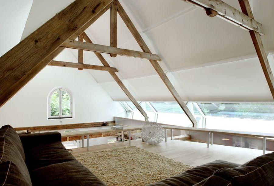 1014 House G Ngôi nhà đẹp và ấn tượng được cải tạo từ một kho thóc cũ qpdesign