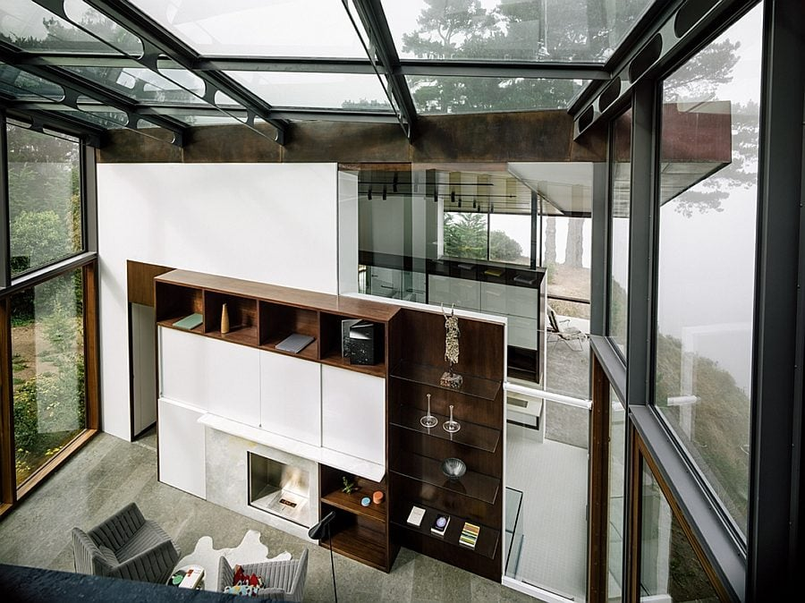 1023 Ngôi nhà trên vách núi với thiết kế ấn tượng qpdesign