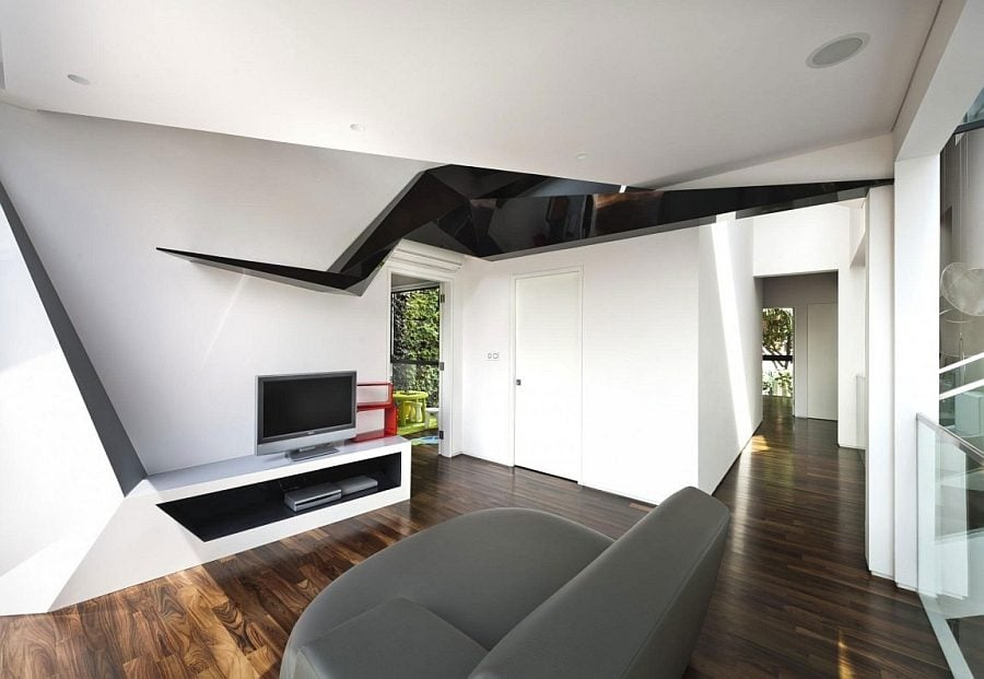 1038 Thiết kế nhà ở hiện đại và lôi cuốn tại Singapore qpdesign