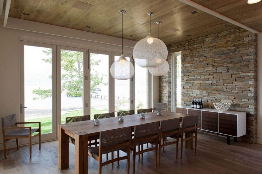 1111 Biệt thự nghỉ dưỡng hiện đại và lôi cuốn tại Canada qpdesign