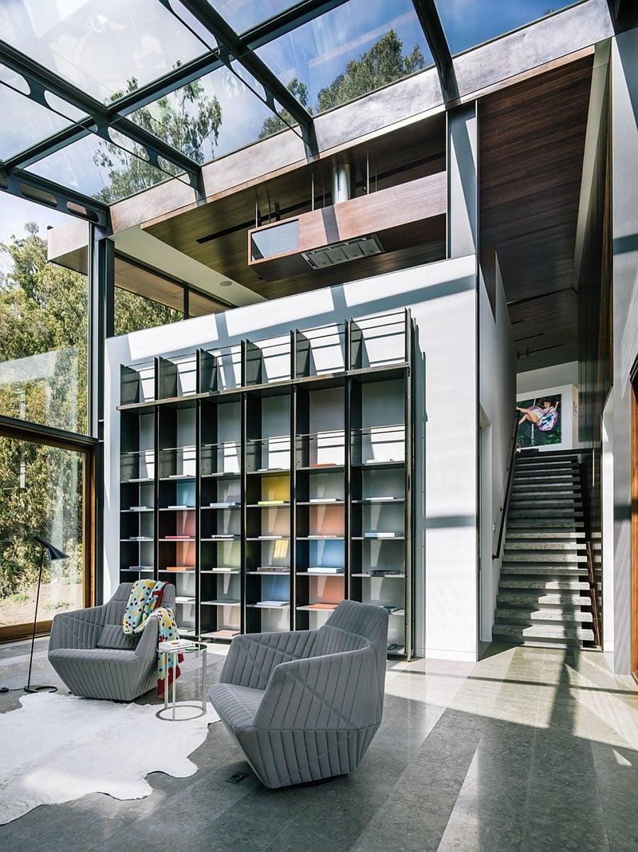1124 Ngôi nhà trên vách núi với thiết kế ấn tượng qpdesign