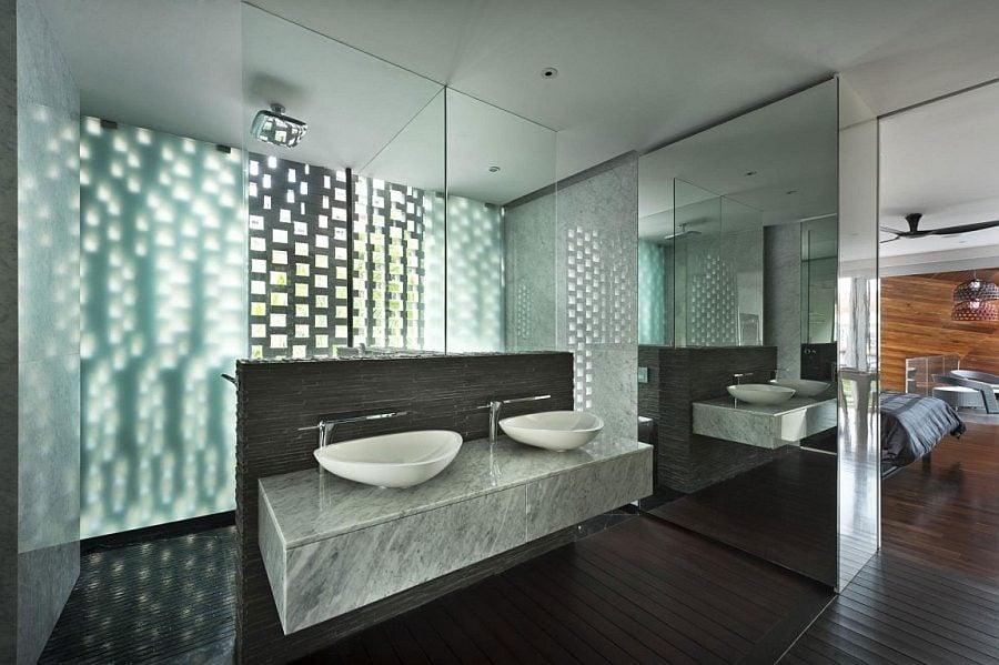 1139 Thiết kế nhà ở hiện đại và lôi cuốn tại Singapore qpdesign