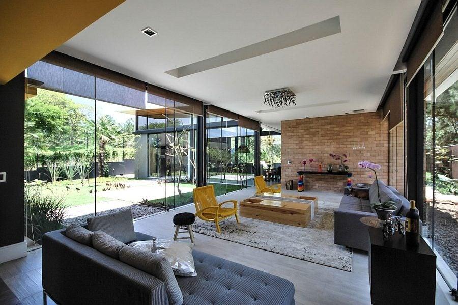 1145 Thiết kế nhà ở hiện đại nhưng vẫn phù hợp với cảnh quan qpdesign