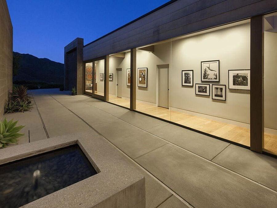 1146 Toro Canyon House   Ngôi nhà hiện đại nằm trên sườn đồi qpdesign
