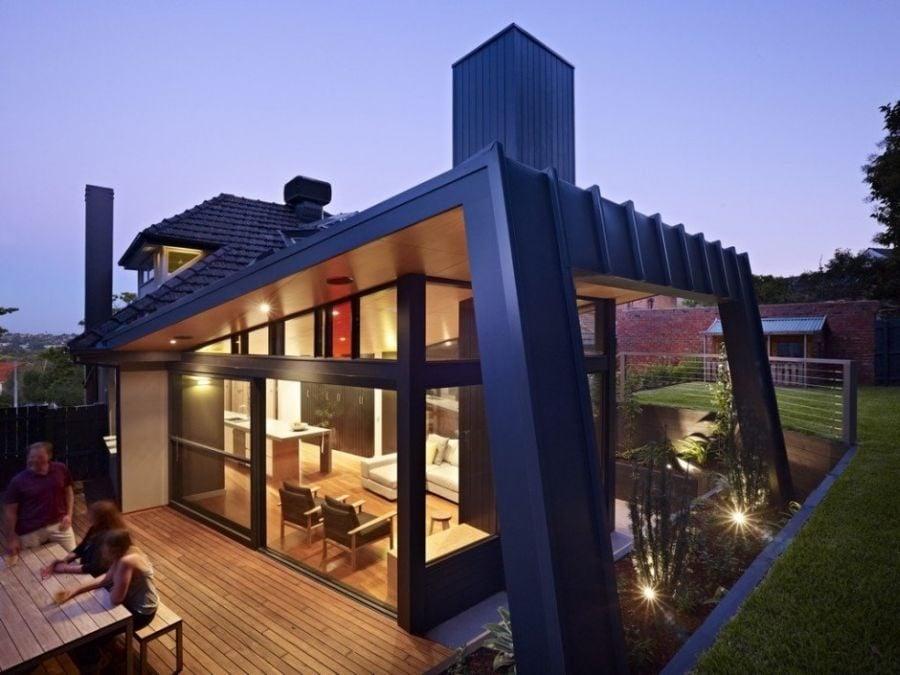 118 Kew House Ngôi nhà dưới lòng đất ấn tượng qpdesign
