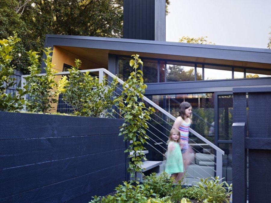 123 Kew House Ngôi nhà dưới lòng đất ấn tượng qpdesign