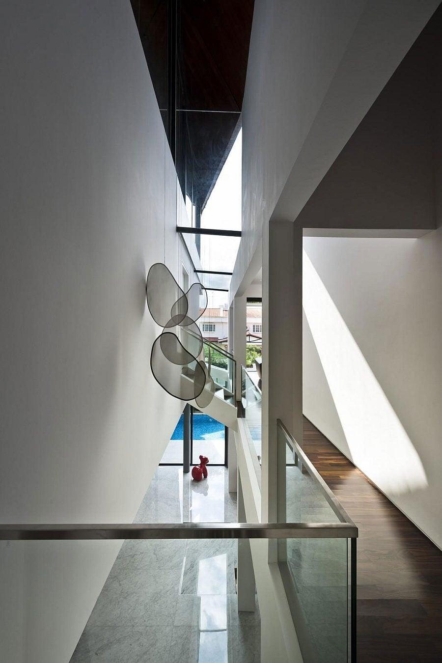 1231 Thiết kế nhà ở hiện đại và lôi cuốn tại Singapore qpdesign