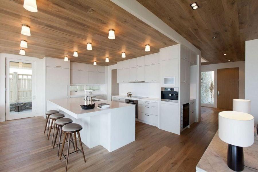 134 Biệt thự nghỉ dưỡng hiện đại và lôi cuốn tại Canada qpdesign