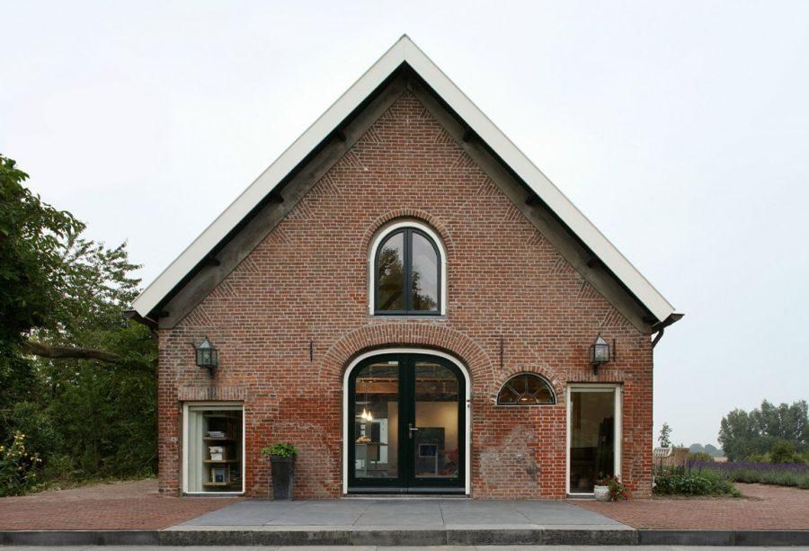 138 House G Ngôi nhà đẹp và ấn tượng được cải tạo từ một kho thóc cũ qpdesign