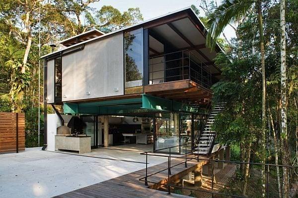 140 Biệt thự nghỉ dưỡng mùa hè lý tưởng tại Brazil qpdesign