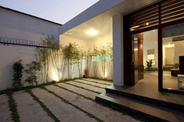 141 Xây dựng nhà ở kinh phí thấp nhưng vẫn ấn tượng và hiện đại qpdesign