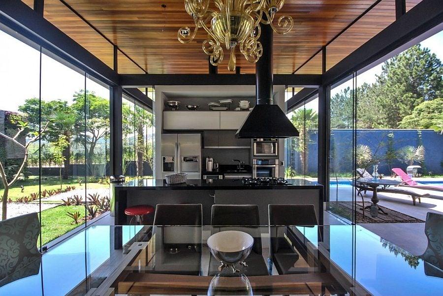 Thiết kế nhà ở hiện đại nhưng 14