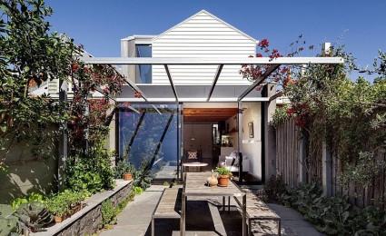 Cải tạo ngôi nhà phong cách Victorian thành một nơi ở lý tưởng