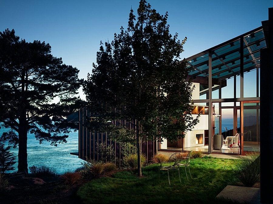 164 Ngôi nhà trên vách núi với thiết kế ấn tượng qpdesign