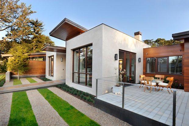 18 Ngôi nhà với kiến trúc hiện đại cho gia đình trẻ trung và năng động qpdesign