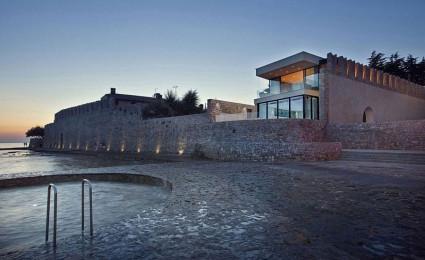Ấn tượng với biệt thự đá sang trọng tại Croatia