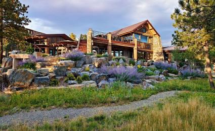 Eberl Residence – Biệt thự nghỉ dưỡng sử dụng đá làm vật liệu chính