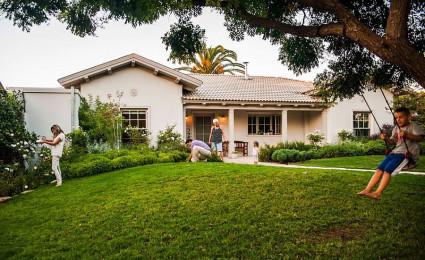 Cải tạo ngôi nhà vườn thành một không gian lý tưởng cho cả gia đình