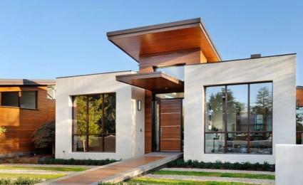 Ngôi nhà với kiến trúc hiện đại cho gia đình trẻ trung và năng động
