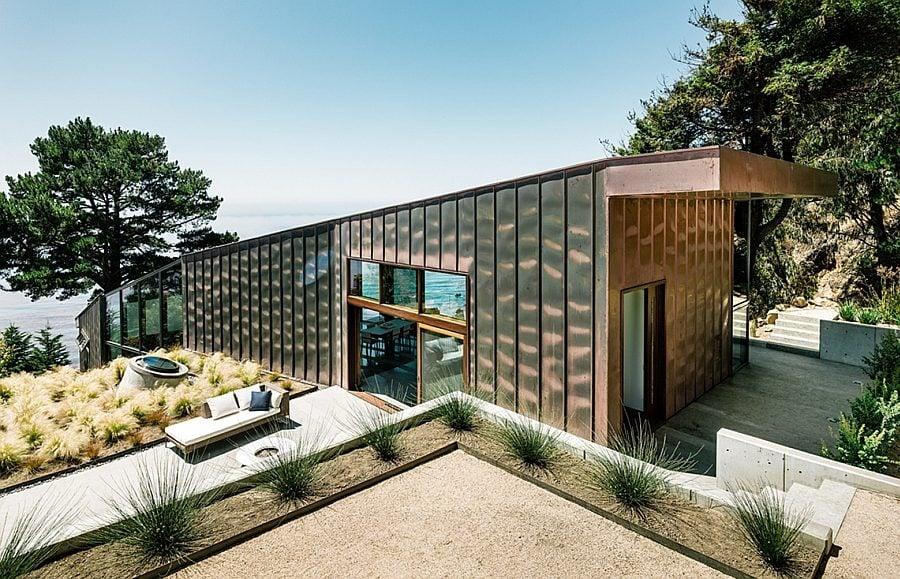 224 Ngôi nhà trên vách núi với thiết kế ấn tượng qpdesign