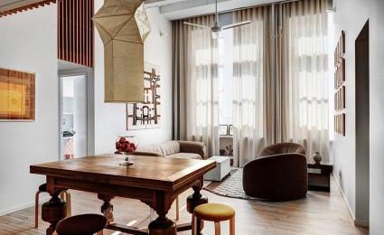 Căn hộ nhỏ mang phong cách ấn tượng và lôi cuốn tại New York