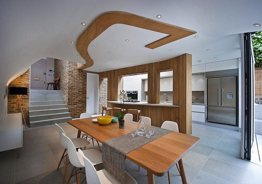 24 Kiến trúc xoắn ốc độc đáo của ngôi nhà đoạt giải thưởng tại London qpdesign
