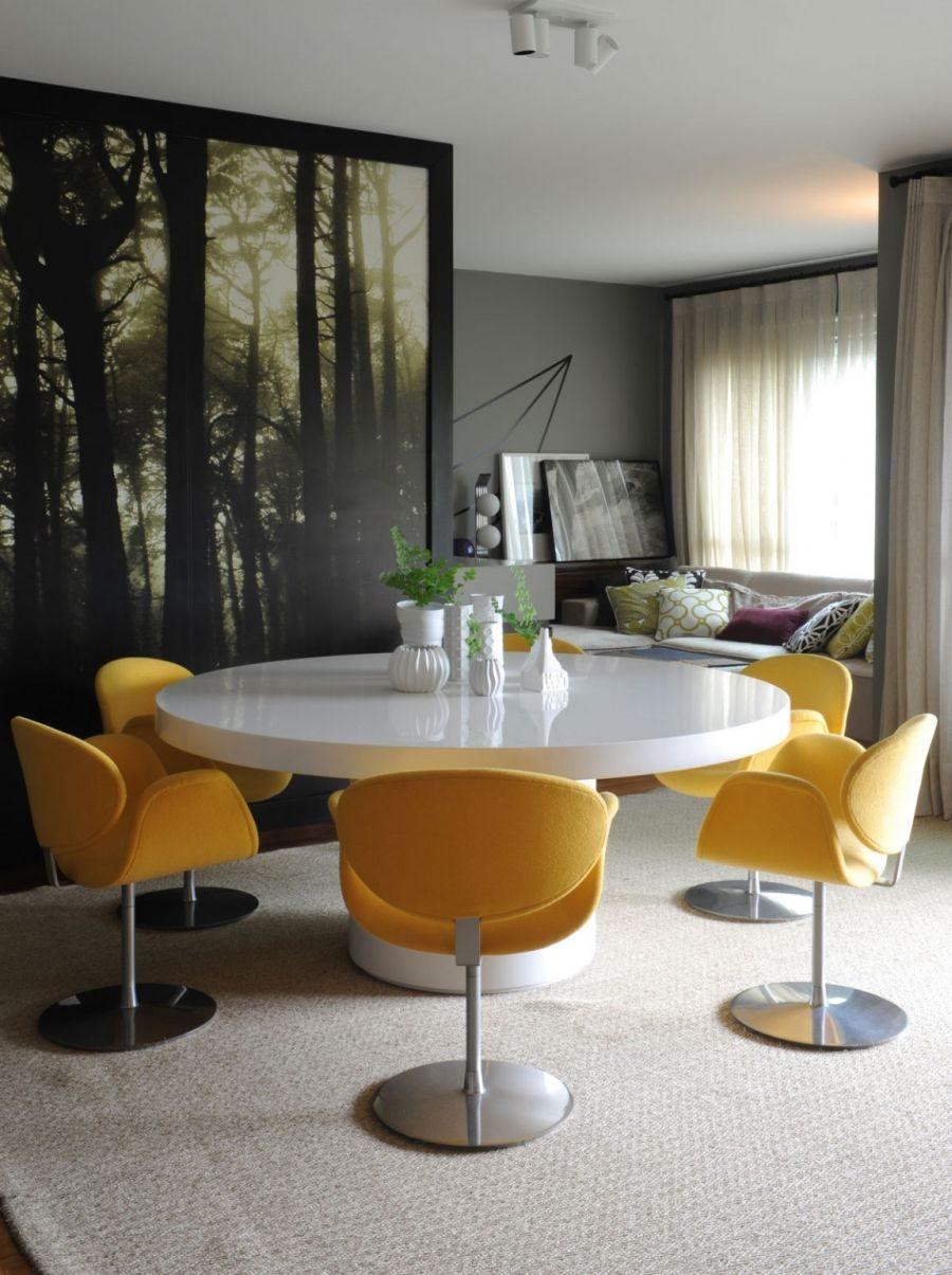 248 Nội thất ấn tượng của ngôi nhà tại Sao Paulo qpdesign