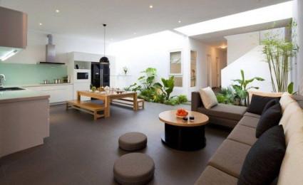 Xây dựng nhà ở kinh phí thấp nhưng vẫn ấn tượng và hiện đại