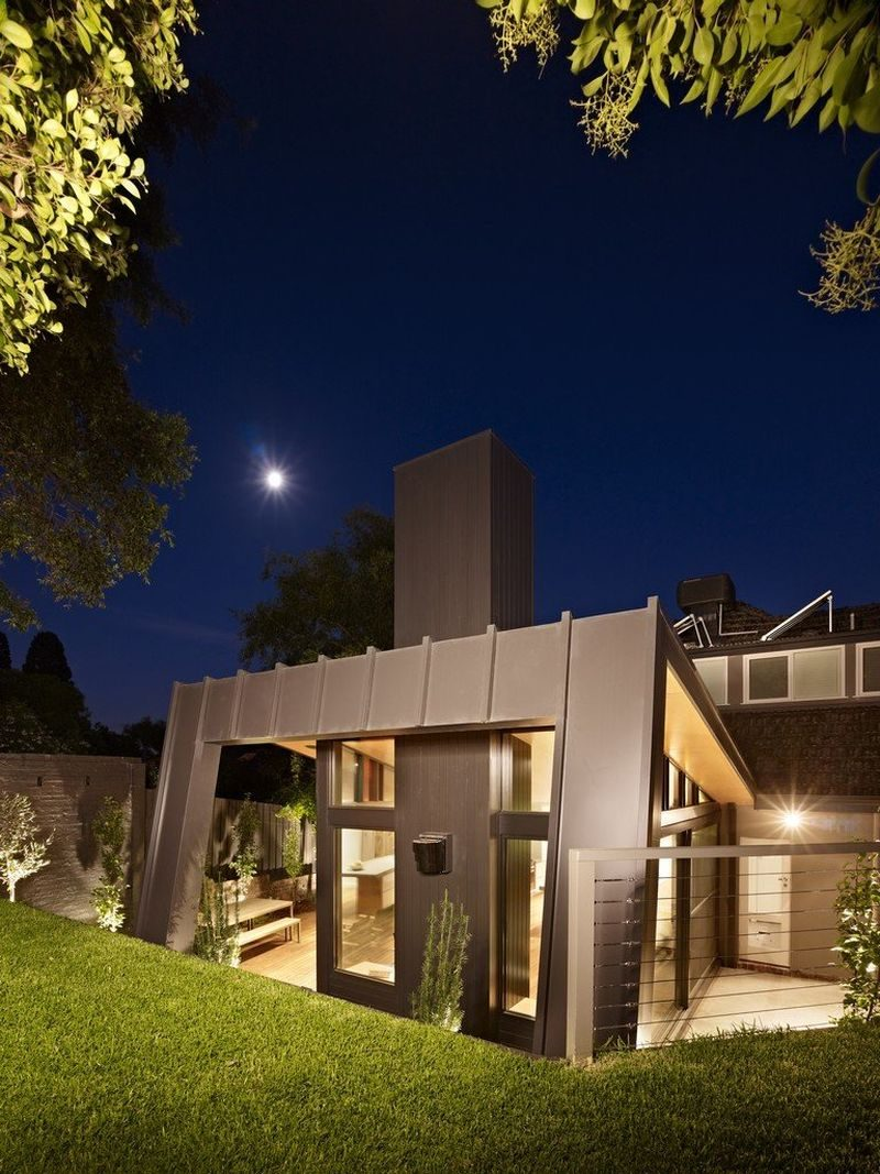 27 Kew House Ngôi nhà dưới lòng đất ấn tượng qpdesign