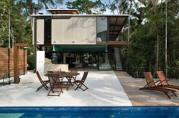 316 Biệt thự nghỉ dưỡng mùa hè lý tưởng tại Brazil qpdesign