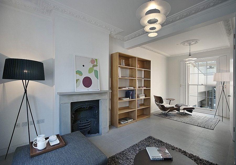 34 Kiến trúc xoắn ốc độc đáo của ngôi nhà đoạt giải thưởng tại London qpdesign