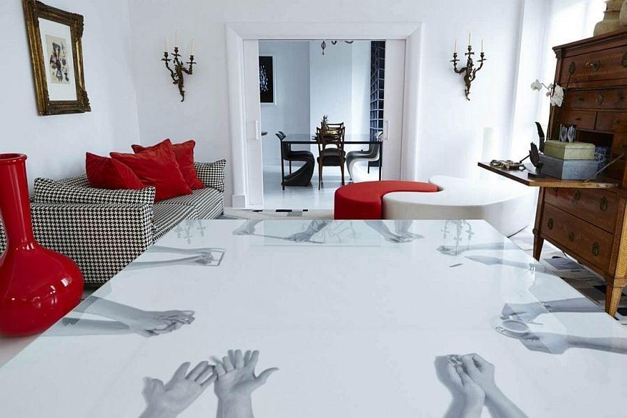 Thiết kế nội thất táo bạo 3