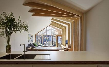 Ngôi nhà cổ điển tại Úc trở nên lôi cuốn nhờ nội thất hiện đại