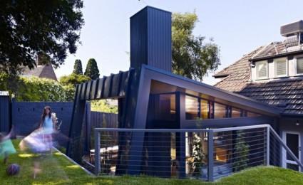 Kew House – Ngôi nhà dưới lòng đất ấn tượng