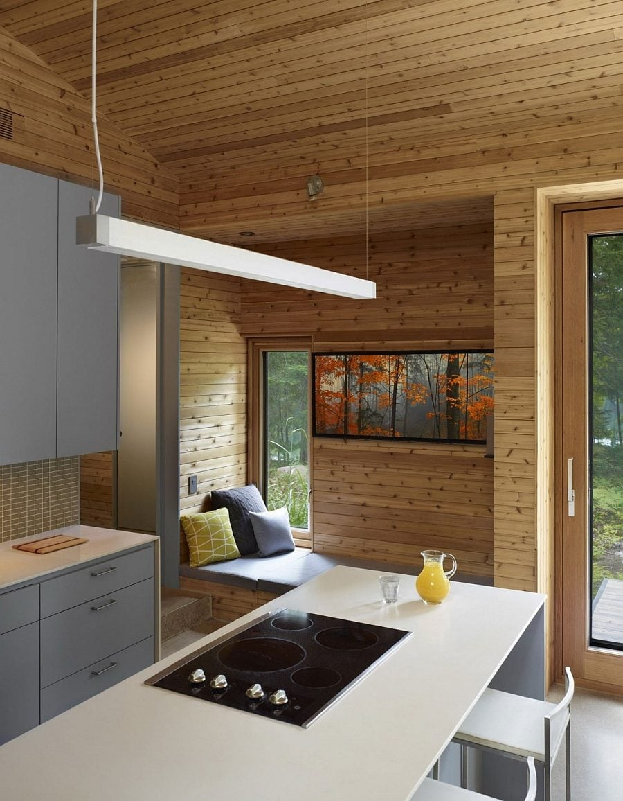 ngôi nhà gỗ hiện đại  4