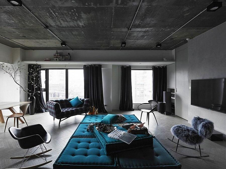 Thiết kế nhà ở sang trọng và hiện đại tại Đài Loan
