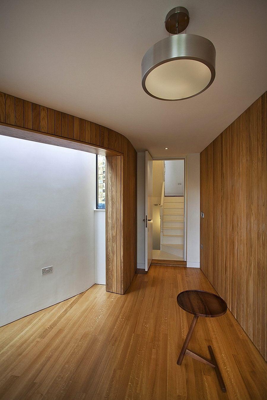 44 Kiến trúc xoắn ốc độc đáo của ngôi nhà đoạt giải thưởng tại London qpdesign