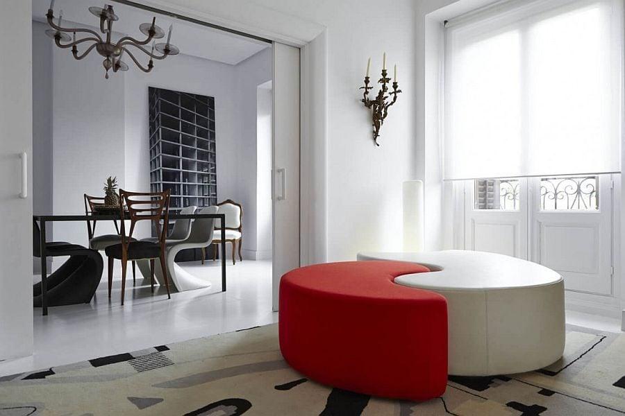 Thiết kế nội thất táo bạo 4