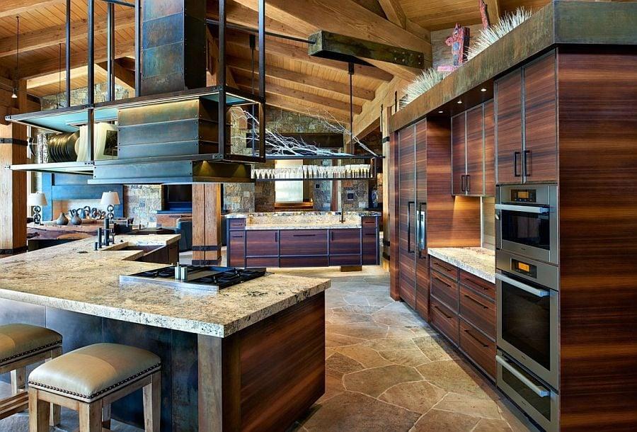 444 Eberl Residence   Biệt thự nghỉ dưỡng sử dụng đá làm vật liệu chính qpdesign