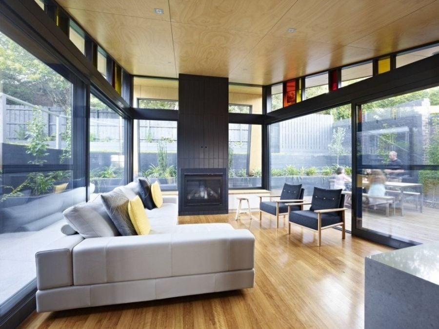 47 Kew House Ngôi nhà dưới lòng đất ấn tượng qpdesign