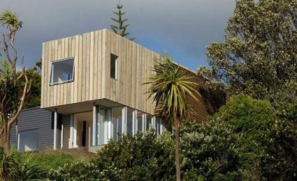 Otama Beach House – Ngôi nhà tuyệt vời bên bờ biển tại New Zealand