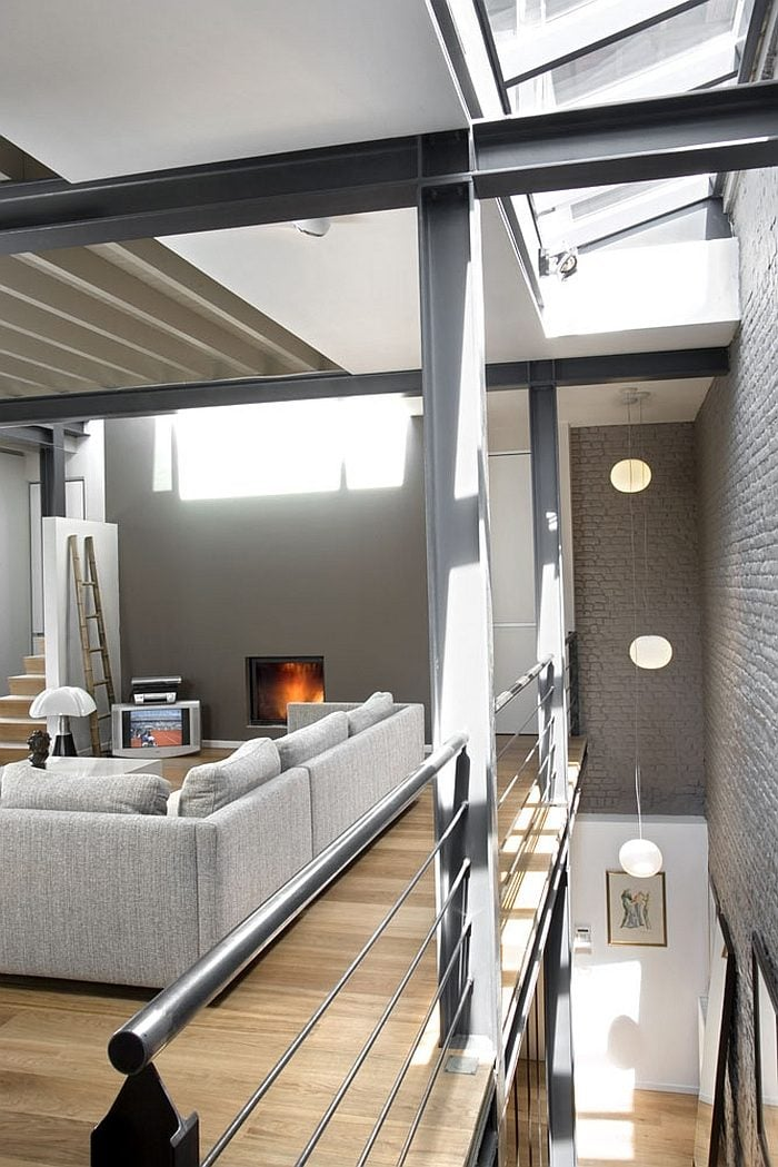 Thích thú với nội thất nhà ở mang phong cách hiện đại tại Bỉ