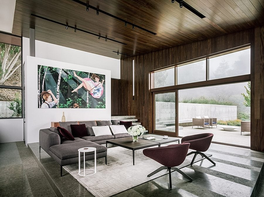 524 Ngôi nhà trên vách núi với thiết kế ấn tượng qpdesign