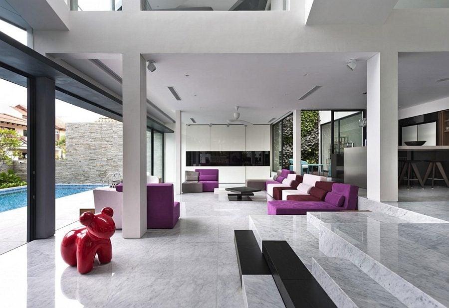 Thiết kế nhà ở hiện đại 5