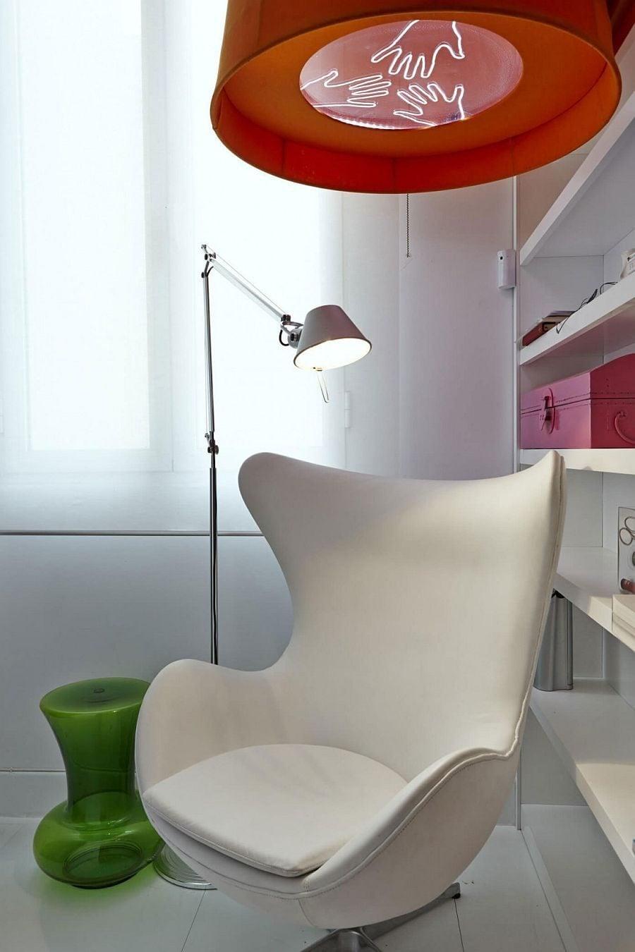 Thiết kế nội thất táo bạo 5